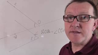Геометрия 7 класс за  один час. 1 часть
