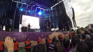 Just Like Heaven by AFI (cover The Cure) vivo Lollapalooza Argentina 2014