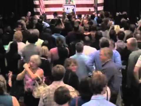 Obama Wins and Kansas Democrats Cheer