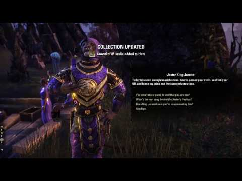 [ESO][Guide] Jester Festival - How to start, 100% experience boost, all faction quests