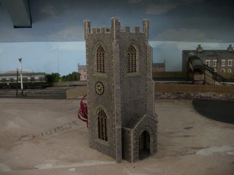 Building a Metcalfe parish church Part 1  No91