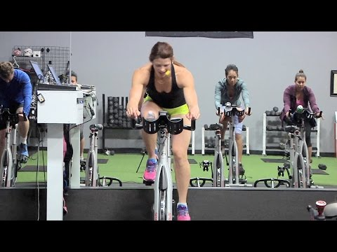 Let's go for a spin ~ your new metabolism-boosting cycling workout.
