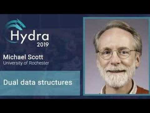 Michael Scott — Dual data structures