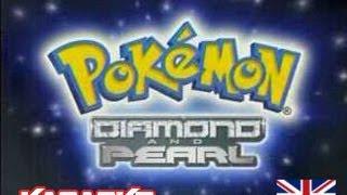 Pokemon - Diamond & Pearl - karaoke [ENG]