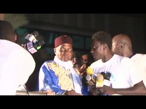 Sénégal, RETOUR AU PAYS D'ABDOULAYE WADE