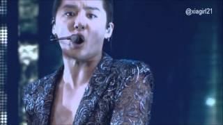 ENGSUB Xia 2nd Asia Tour Incredible disc 1