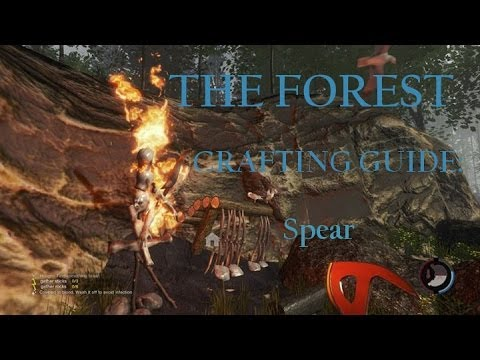 The forest survival horror sandbox crafting pc game for Survival crafting games pc