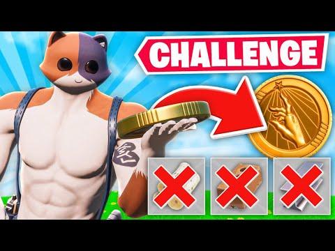 THE COIN FLIP CHALLENGE!