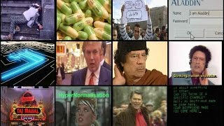 HyperNormalisation trailer (by Adam Curtis)