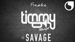 timmy-trumpet-savage---freaks-radio-edit