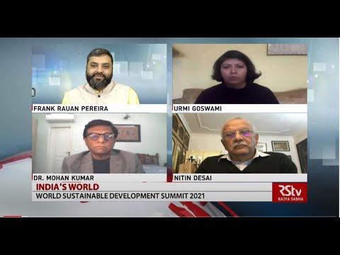 India's World : World Sustainable Development Summit 2021 | Episode - 492
