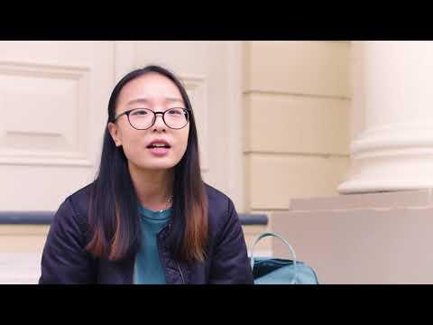 Student life at Victoria University of Wellington, New Zealand – Meet Bessie