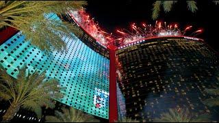 Resorts World Las Vegas Grand Opening Event
