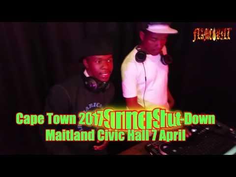 Cape Town  Summer Shut-Down 2017 (Blot, Silent Killer, Seh Calaz, Shattah Fyah & Many More)