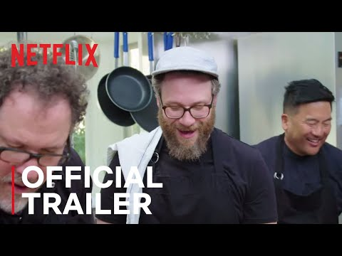 Seth Rogen Stars In Netflix's The Chef Show - Narcity