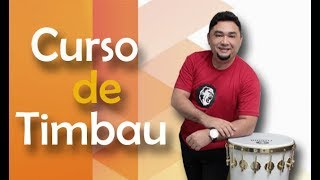 🔴 Curso de Timbau -  Levadas para o Samba Reggae