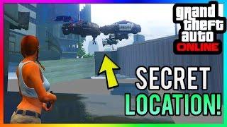 GTA 5 Online: NEW SECRET BRIDGE