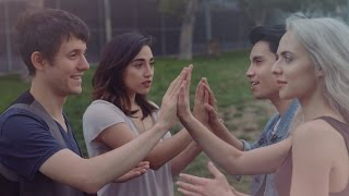 SEND MY LOVE - Adele - Patty Cake cover - KHS, Sam Tsui, Madilyn Bailey, Alex G