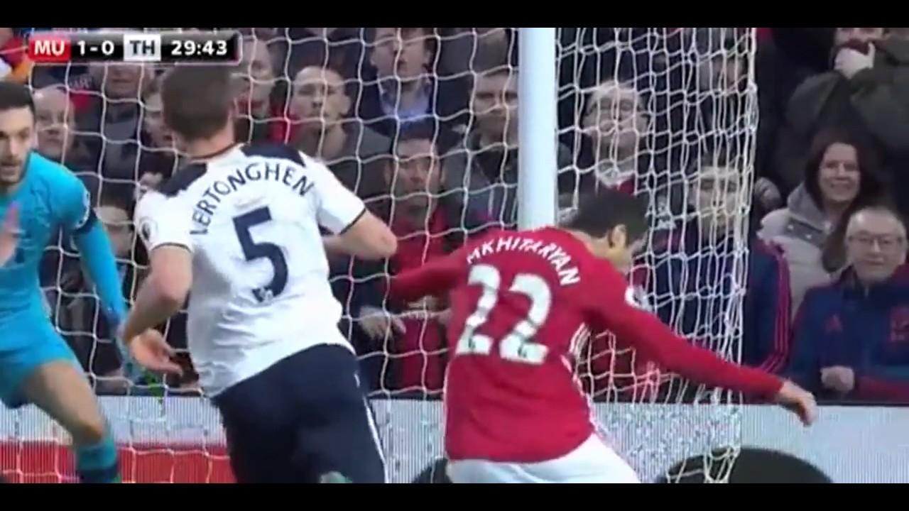 Download Manchester United vs Tottenham Hotspur 1-0 // All Goals & Highlights // 2016