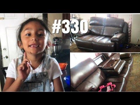 LLEGARON MIS SOFASES / Emali les platica de lo que iso en la escuela !!! VLOG # 330 thumbnail