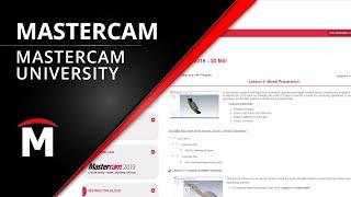 Mastercam University - Online Training Classes