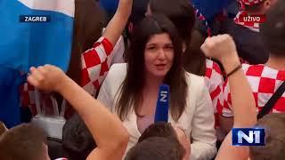 Watch :Croatia vs Russia 2-2 (4-3) - The Result in Croatia...World Cup 2018...