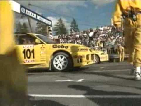 Rallycross EM 1996 Lyngås Norge
