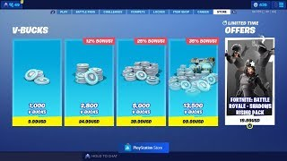 Fortnite Achat The New Shadows Rising Pack