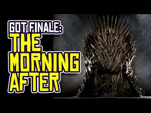 Game Of Thrones: THE MORNING AFTER!