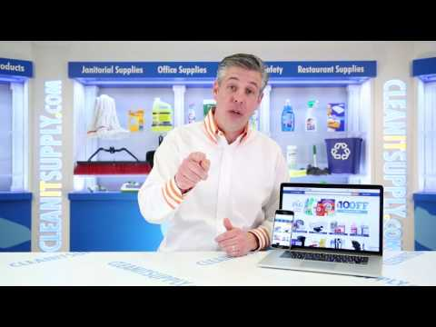 What's Inside Janitorial Supplies?