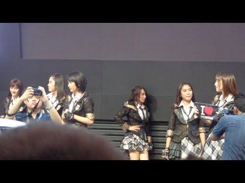 JKT48 Team KIII @ GIIAS Surabaya Auto Show (Grand City, 23 September 2017) [HD FANCAM]