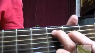 уроки на гитаре для начинающих. разбор песни Битлз