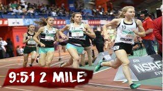 Katelyn Tuohy 9:51 New Balance 2 mile
