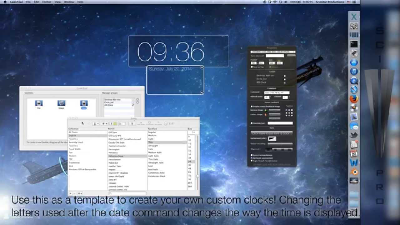 ios 7 for mac desktop