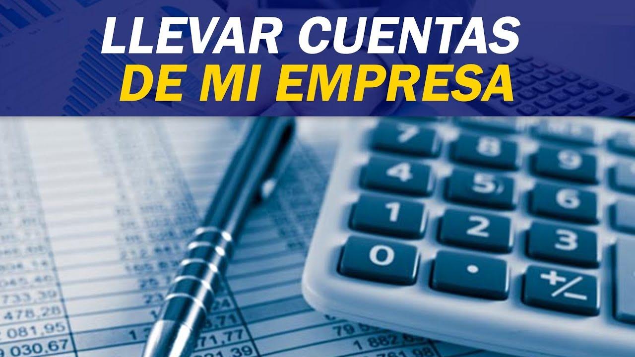 61b01be8fc0d Cómo llevar las cuentas de mi pequeña empresa con Excel / Contabilidad y  Finanzas Online