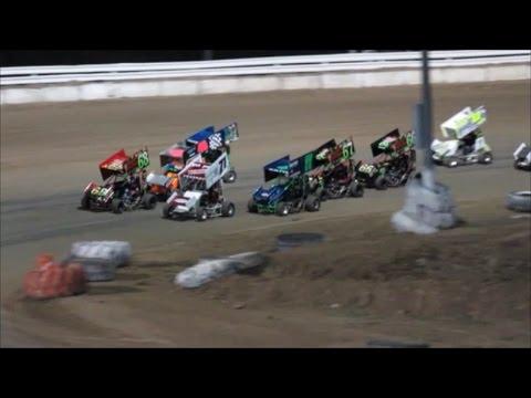 Mini Sprints   Feature   Bubba Raceway Park       11-27-16