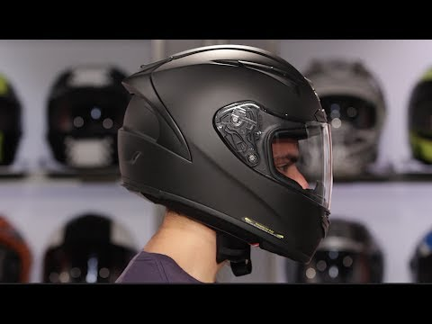Thumbnail for Scorpion EXO-R2000 Helmet Review