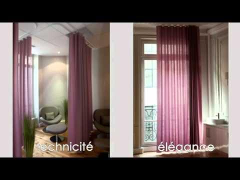 lily latifi rideaux stores panneaux