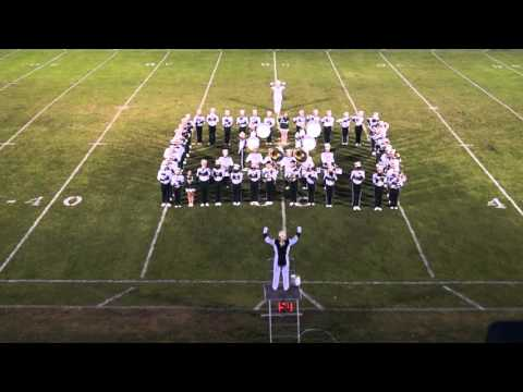 Halftime Show-Pennfield 9-18-15