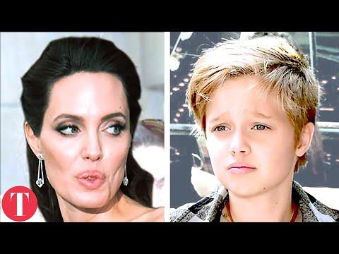 Inside The Secret Lives Of Angelina Jolie And Brad Pitt's Children