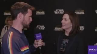 Kathleen Kennedy and J.J.  Abrams Talk Star Wars: Episode IX