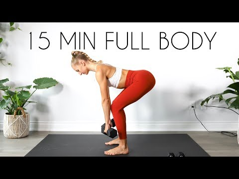 FULL BODY WORKOUT (Apartment & Beginner Friendly)