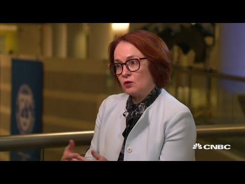 Prospects of economic growth in Russia are good: Central bank chief | IMF Annual Meetings 2019
