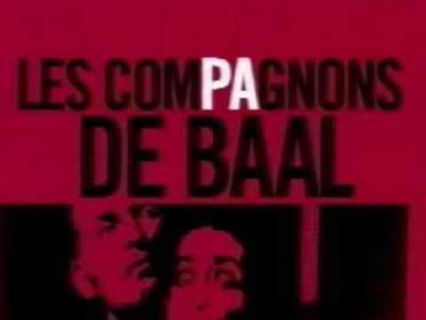 Serie TV  Compagnons de Baal Les  Generique