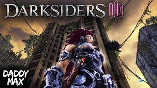 DARKSIDERS 3: ОБЗОР ИГРЫ  Darksiders 3 или продолжение Всадников Апокалипсиса 2 [RU]