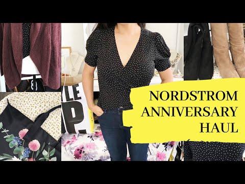 2019 Nordstrom Anniversary HaulPetite and Over 40
