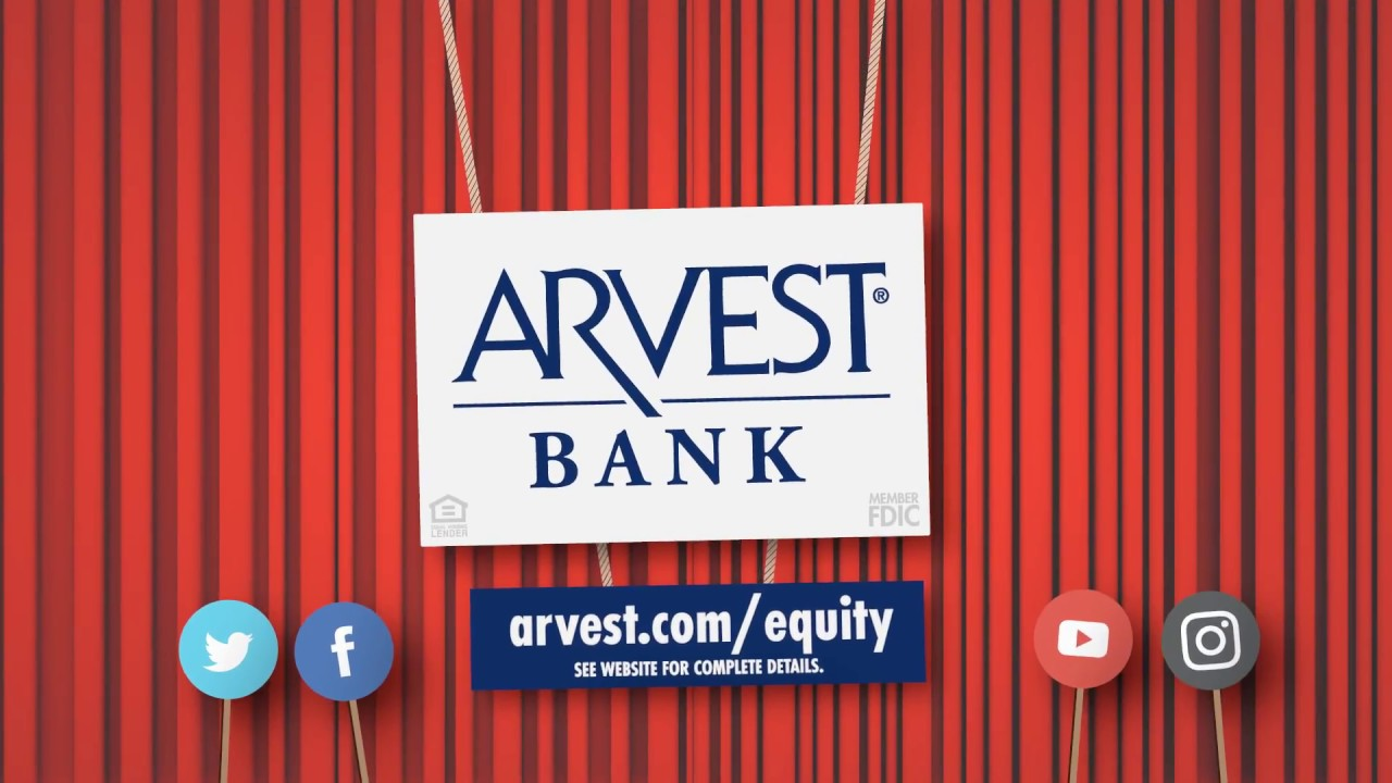 Home Equity Line of Credit from Arvest Bank