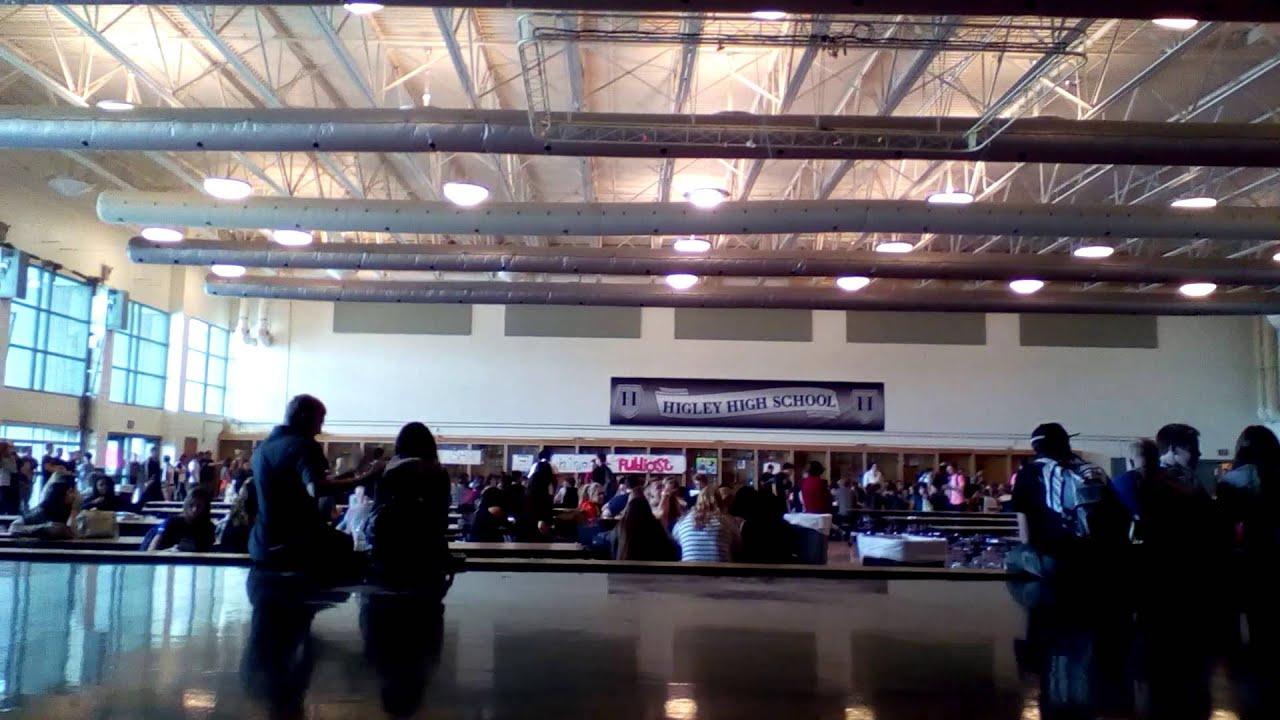 Higley High School Food Fight