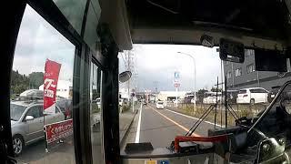 神奈中バス 戸72 前面展望 大船駅西口⇒金井高校⇒戸塚駅西口