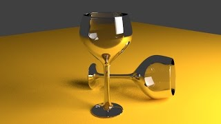 Tutorial Blender Bahasa Indonesia - Membuat Wine Glass